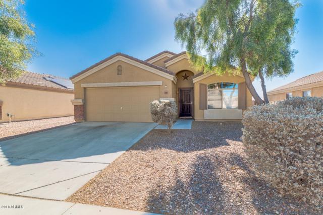 23589 W Bowker Street, Buckeye, AZ 85326 (MLS #5720614) :: Yost Realty Group at RE/MAX Casa Grande