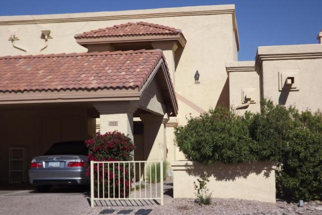 16734 E Gunsight Drive #208, Fountain Hills, AZ 85268 (MLS #5720657) :: The Wehner Group