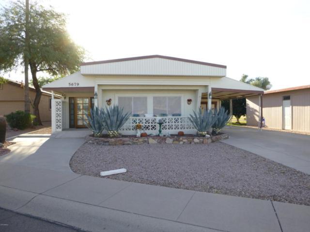 5679 E Hermosa Vista Drive, Mesa, AZ 85215 (MLS #5720840) :: The Daniel Montez Real Estate Group