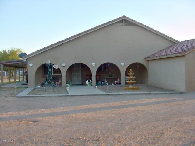 699 W Ocotillo Road, San Tan Valley, AZ 85140 (MLS #5720948) :: Yost Realty Group at RE/MAX Casa Grande