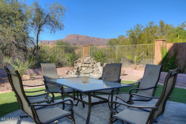 6960 E Hacienda La Noria Lane, Gold Canyon, AZ 85118 (MLS #5720974) :: Kortright Group - West USA Realty