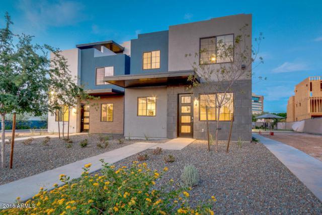 2825 N 42ND Street #3, Phoenix, AZ 85008 (MLS #5721027) :: Occasio Realty