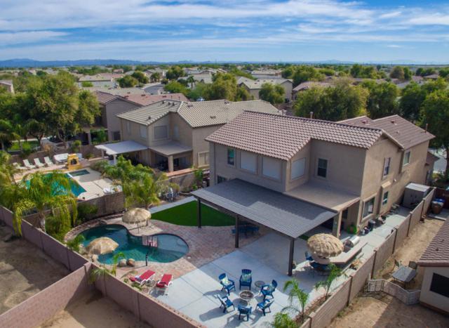 942 W Holstein Trail, San Tan Valley, AZ 85143 (MLS #5721067) :: Yost Realty Group at RE/MAX Casa Grande