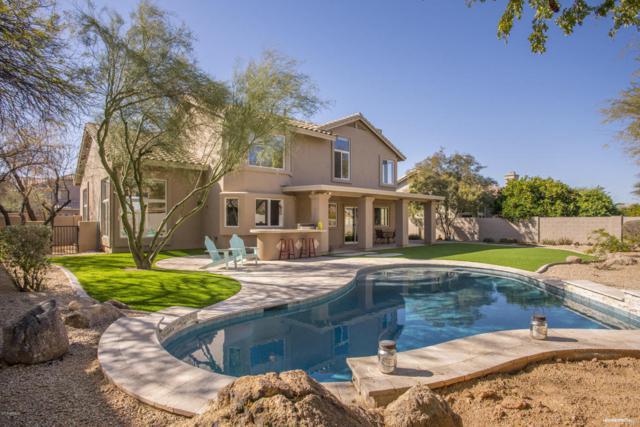 4614 E Palo Brea Lane, Cave Creek, AZ 85331 (MLS #5721153) :: RE/MAX Excalibur
