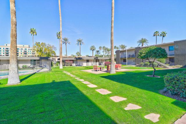 6815 E 2ND Street #20, Scottsdale, AZ 85251 (MLS #5721171) :: Brett Tanner Home Selling Team