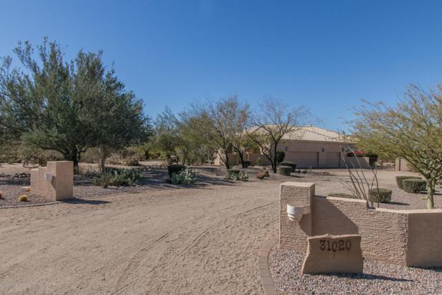 31020 N Rancho Tierra Drive, Cave Creek, AZ 85331 (MLS #5721313) :: Occasio Realty