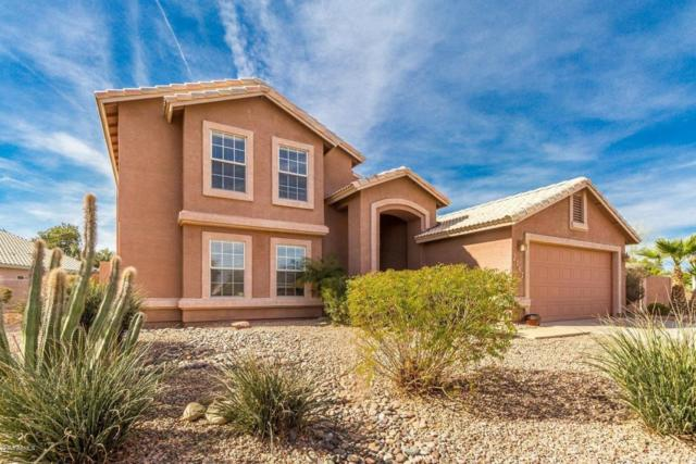 2147 N Pebble Beach Drive, Casa Grande, AZ 85122 (MLS #5721514) :: Yost Realty Group at RE/MAX Casa Grande