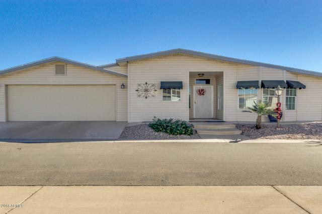 3301 S Goldfield Road #4093, Apache Junction, AZ 85119 (MLS #5721558) :: Yost Realty Group at RE/MAX Casa Grande