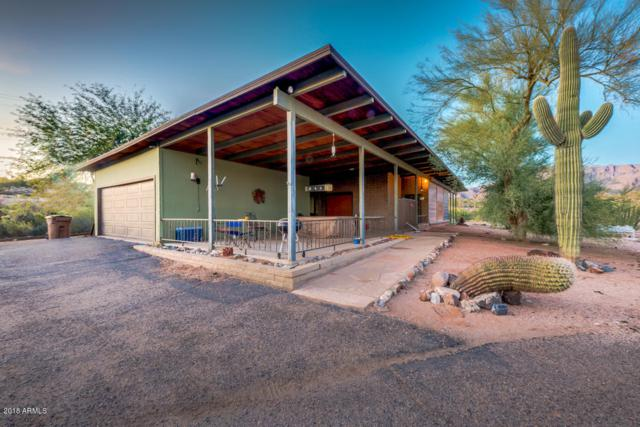 3904 S Painted Pony Trail, Gold Canyon, AZ 85118 (MLS #5721656) :: My Home Group