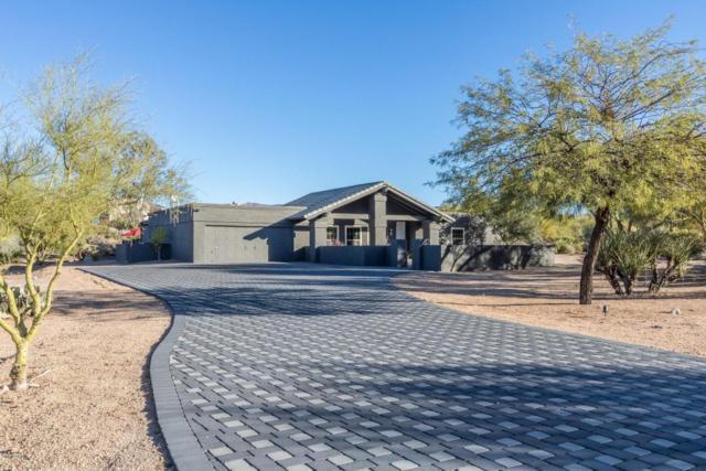 9432 E Quail Trail, Carefree, AZ 85377 (MLS #5721802) :: RE/MAX Excalibur