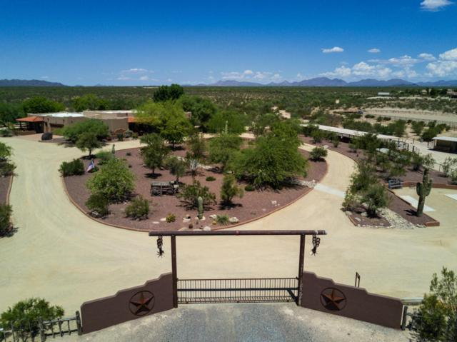 35450 S Gold Rock Circle, Wickenburg, AZ 85390 (MLS #5721803) :: The Wehner Group