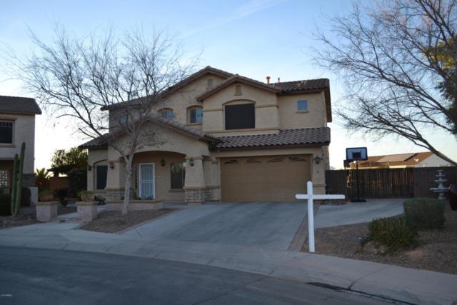 44650 W Redrock Road, Maricopa, AZ 85139 (MLS #5721833) :: Yost Realty Group at RE/MAX Casa Grande