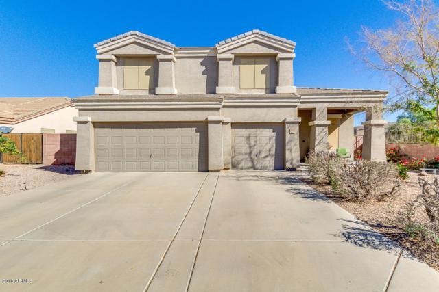 3672 N Wood Lane, Casa Grande, AZ 85122 (MLS #5721852) :: Yost Realty Group at RE/MAX Casa Grande