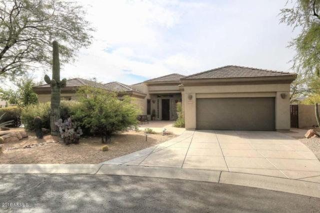 6068 E Brilliant Sky Drive, Scottsdale, AZ 85266 (MLS #5721939) :: Desert Home Premier