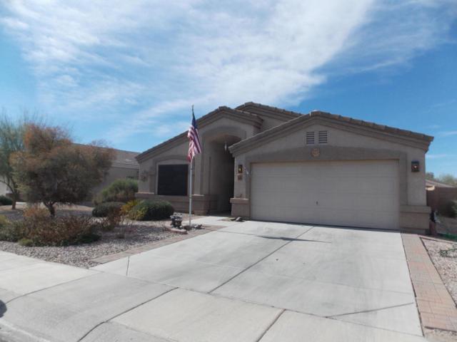 2173 N Sabino Lane, Casa Grande, AZ 85122 (MLS #5722051) :: Yost Realty Group at RE/MAX Casa Grande