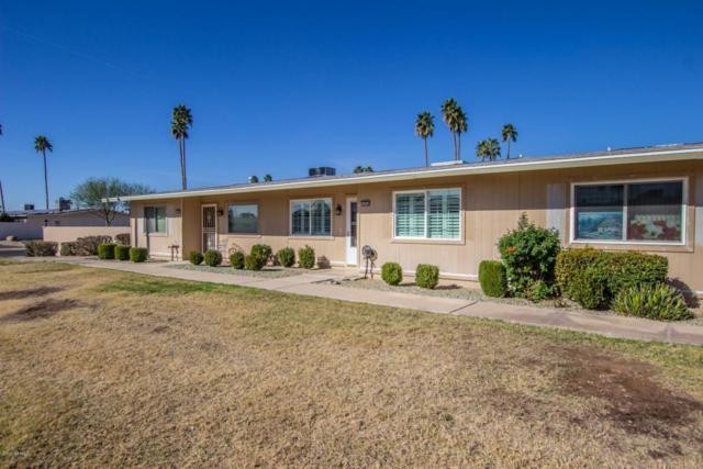 10896 W Santa Fe Drive, Sun City, AZ 85351 (MLS #5722100) :: 10X Homes