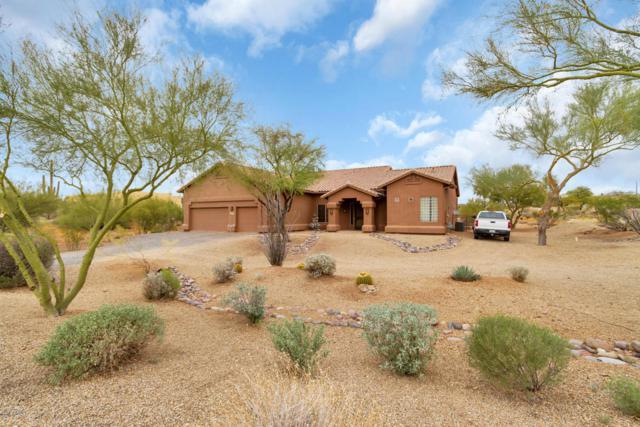 724 E Tanya Trail, Phoenix, AZ 85086 (MLS #5722474) :: RE/MAX Excalibur