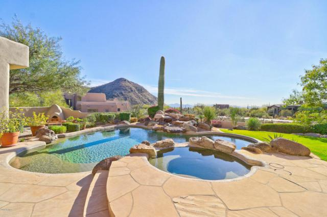 10029 E Calle De Las Brisas, Scottsdale, AZ 85255 (MLS #5722618) :: Occasio Realty