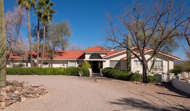 1650 W Hillside Drive, Wickenburg, AZ 85390 (MLS #5722637) :: Occasio Realty
