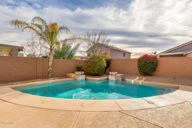 16538 N 71ST Avenue, Peoria, AZ 85382 (MLS #5722655) :: Yost Realty Group at RE/MAX Casa Grande