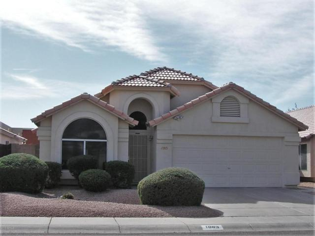 1083 W Chilton Drive, Tempe, AZ 85283 (MLS #5722751) :: Yost Realty Group at RE/MAX Casa Grande