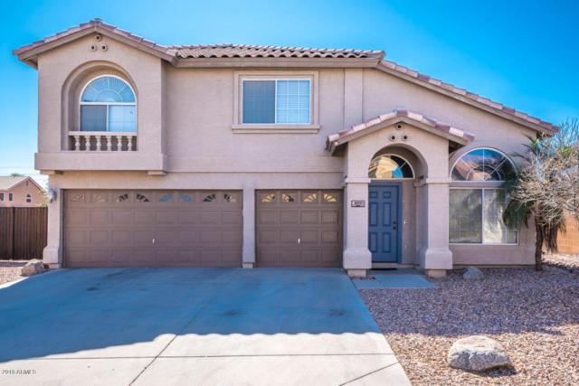 495 E Lakeview Drive, San Tan Valley, AZ 85143 (MLS #5722752) :: Occasio Realty