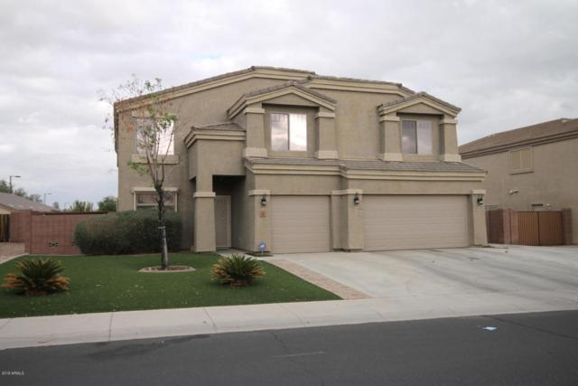 1807 S 234th Lane, Buckeye, AZ 85326 (MLS #5722788) :: The Everest Team at My Home Group
