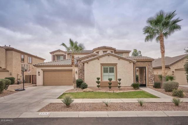 2819 E Blue Sage Road, Gilbert, AZ 85297 (MLS #5722864) :: Yost Realty Group at RE/MAX Casa Grande