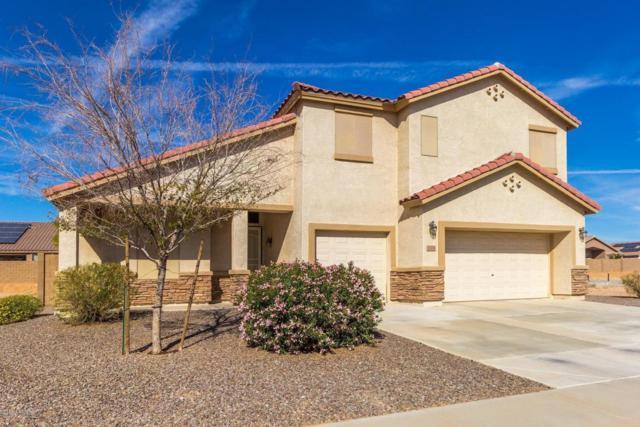1524 E Elegante Drive, Casa Grande, AZ 85122 (MLS #5722945) :: Yost Realty Group at RE/MAX Casa Grande