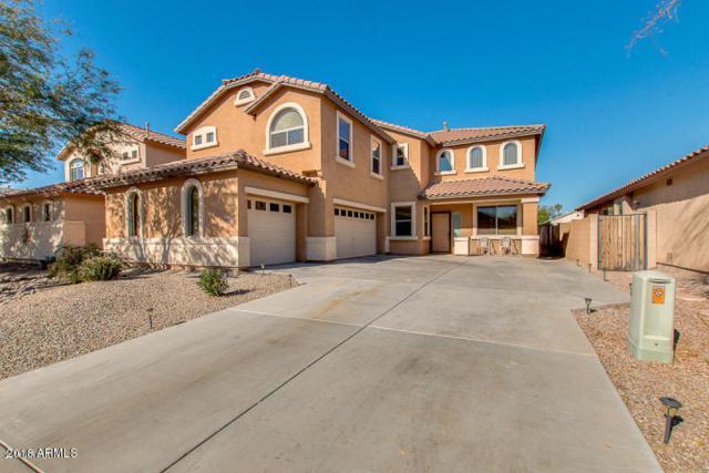 45064 W Buckhorn Trail, Maricopa, AZ 85139 (MLS #5723081) :: Yost Realty Group at RE/MAX Casa Grande