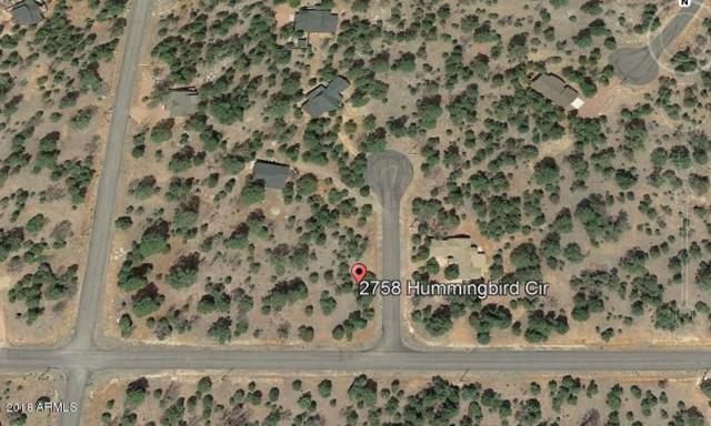 2758 Hummingbird Circle, Happy Jack, AZ 86024 (MLS #5723400) :: Yost Realty Group at RE/MAX Casa Grande