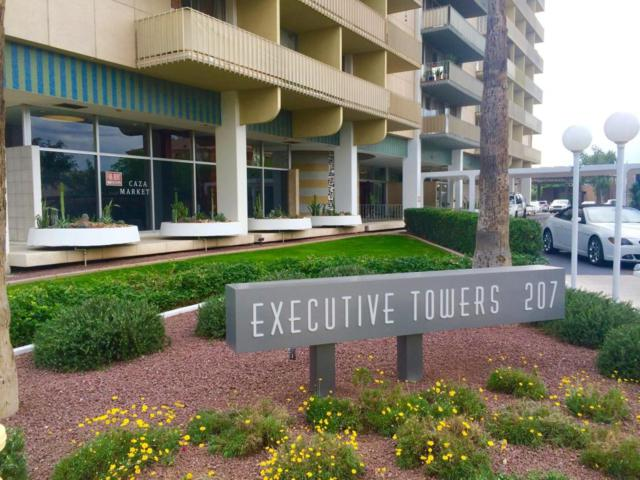 207 W Clarendon Avenue D2, Phoenix, AZ 85013 (MLS #5723433) :: Kepple Real Estate Group