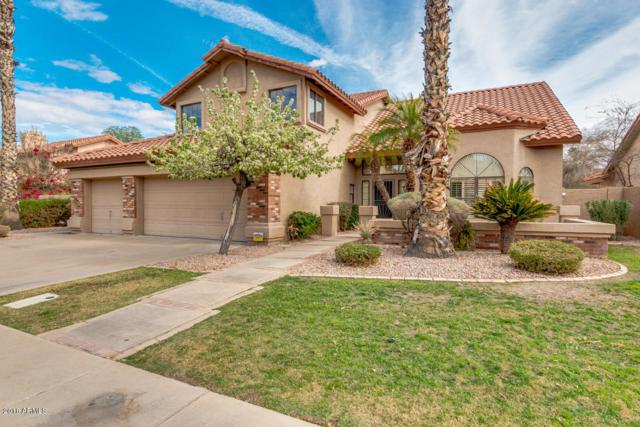 1017 N Sea Haven Court, Gilbert, AZ 85234 (MLS #5723518) :: The Kenny Klaus Team