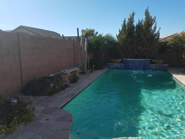 1747 E Bishop Place, Casa Grande, AZ 85122 (MLS #5723625) :: Yost Realty Group at RE/MAX Casa Grande
