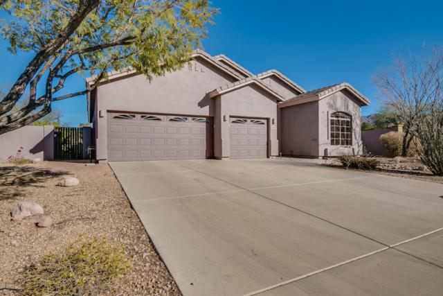 5018 S Las Mananitas Trail, Gold Canyon, AZ 85118 (MLS #5723671) :: The Everest Team at My Home Group
