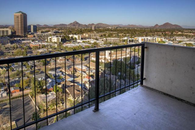 2323 N Central Avenue #1801, Phoenix, AZ 85004 (MLS #5723697) :: 10X Homes