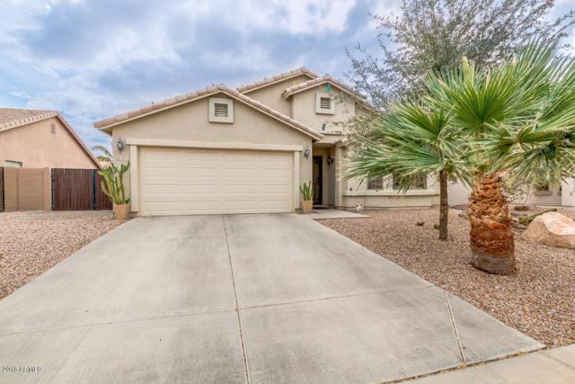 1577 E Bowman Drive, Casa Grande, AZ 85122 (MLS #5723753) :: Yost Realty Group at RE/MAX Casa Grande