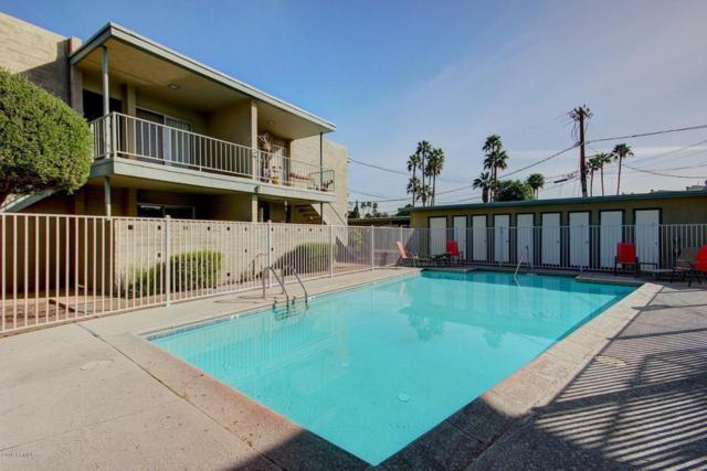 4901 N 73RD Street #8, Scottsdale, AZ 85251 (MLS #5723809) :: The Kenny Klaus Team