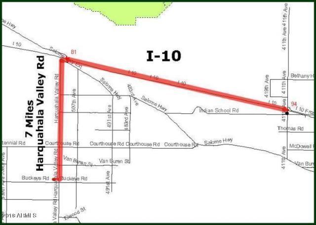 517xx W Sherman Street, Tonopah, AZ 85354 (MLS #5723817) :: Brett Tanner Home Selling Team