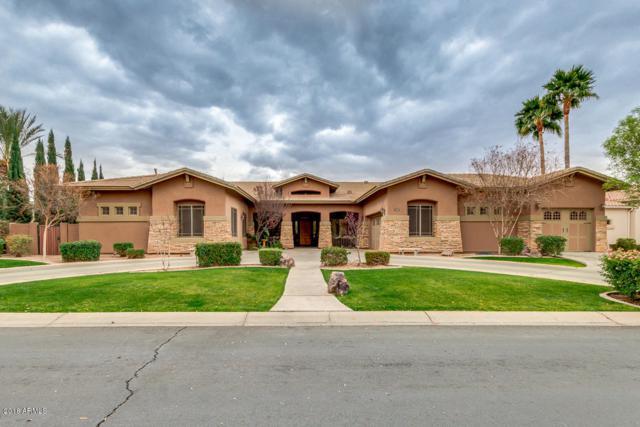 369 E Canyon Creek Drive, Gilbert, AZ 85295 (MLS #5723922) :: Yost Realty Group at RE/MAX Casa Grande