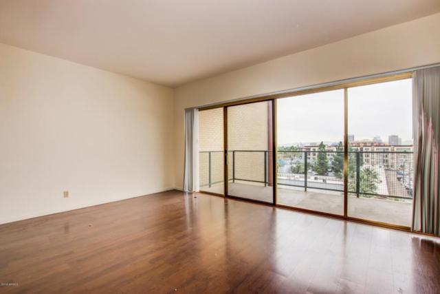 4750 N Central Avenue D5, Phoenix, AZ 85012 (MLS #5723941) :: Lux Home Group at  Keller Williams Realty Phoenix
