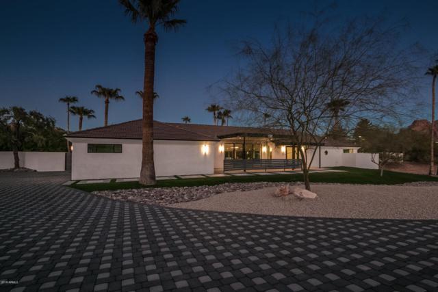 3930 E Rancho Drive, Paradise Valley, AZ 85253 (MLS #5724058) :: Yost Realty Group at RE/MAX Casa Grande