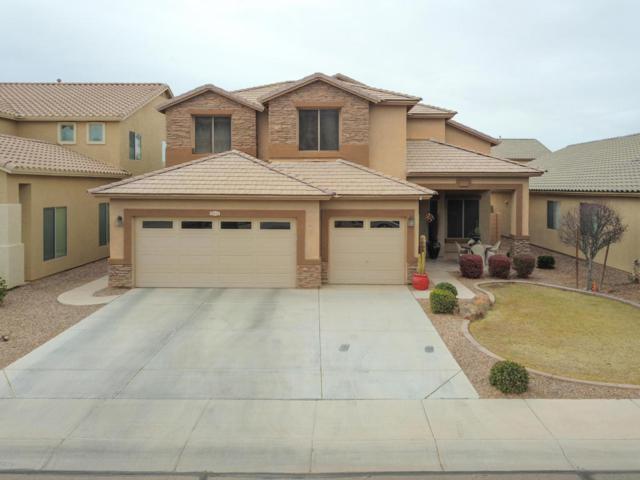 46124 W Rainbow Drive, Maricopa, AZ 85139 (MLS #5724092) :: Yost Realty Group at RE/MAX Casa Grande