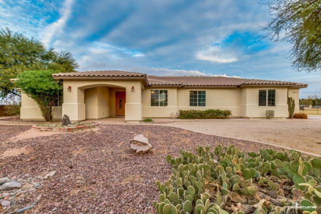 5127 S 156TH Street S, Gilbert, AZ 85298 (MLS #5724102) :: Kortright Group - West USA Realty