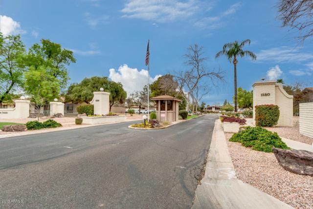 1550 N Stapley Drive #13, Mesa, AZ 85203 (MLS #5724192) :: My Home Group