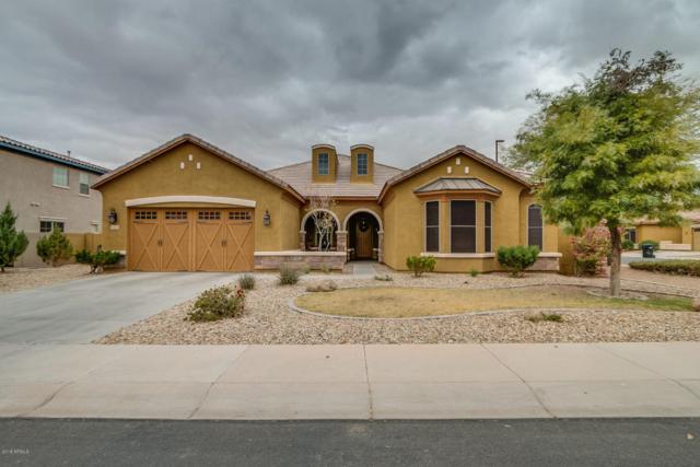 3150 E Isaiah Avenue, Gilbert, AZ 85298 (MLS #5724205) :: The Kenny Klaus Team