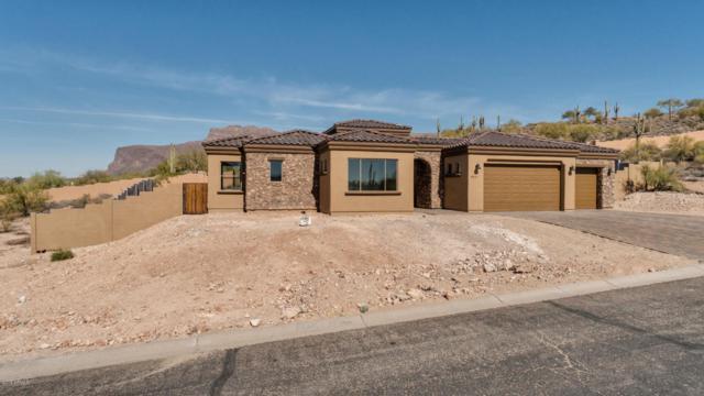 8810 E Canyon Vista Drive, Gold Canyon, AZ 85118 (MLS #5724243) :: The Pete Dijkstra Team