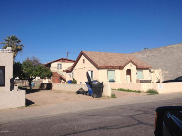 544 W Mahoney Avenue, Mesa, AZ 85210 (MLS #5724252) :: The Daniel Montez Real Estate Group