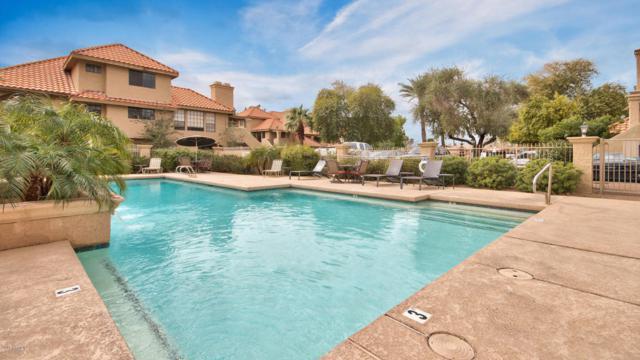 1211 N Miller Road #117, Scottsdale, AZ 85257 (MLS #5724417) :: Brett Tanner Home Selling Team