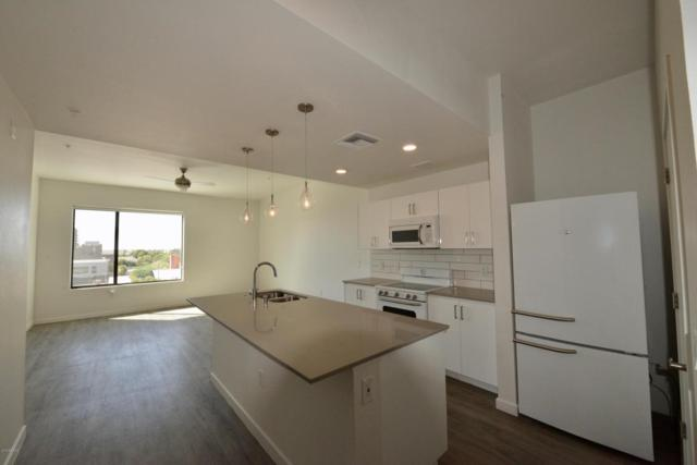 1130 N 2ND Street #410, Phoenix, AZ 85004 (MLS #5724470) :: Lux Home Group at  Keller Williams Realty Phoenix